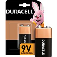 Duracell Basic 6LR61 9V - Disposable batteries