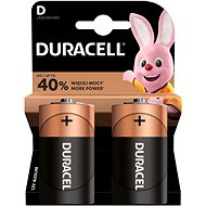 Duracell Basic LR20 2pcs - Disposable batteries