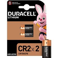 Duracell Ultra Photo CR2 (2 pack) - Disposable Battery