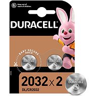 Duracell CR2032 2pcs - Button Battery
