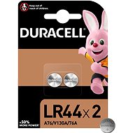 Duracell LR44 2pcs - Button Battery