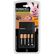 Duracell CEF 14 + 2AA + 2AAA - Battery Charger
