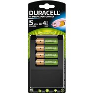 Duracell CEF 15 + 4AA - Battery Charger