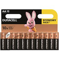 Duracell Basic AA 12pcs - Disposable batteries