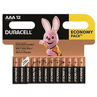 Duracell Basic AAA 12pcs - Disposable batteries