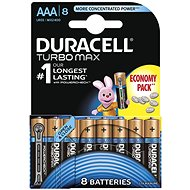 Duracell Turbo Max AAA (8-pack) - Battery