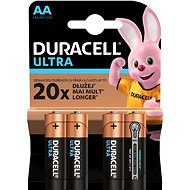 Duracell Ultra AA 4 pcs - Disposable batteries