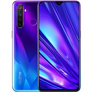 Realme 5 PRO DualSIM 4+128GB Blue - Mobile Phone