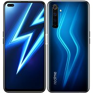 Realme 6 Pro 128GB Dual SIM Blue - Mobile Phone