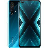 Realme X3 SuperZoom DualSIM, Blue - Mobile Phone