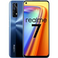 Realme 7 Dual SIM 6 + 64GB Blue - Mobile Phone