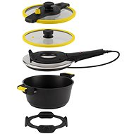 REMOSKA TRIA YELLOW - Electric Cooker