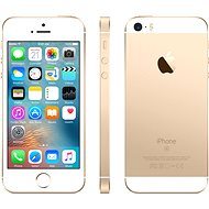 iPhone SE 16GB Gold - Mobile Phone