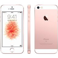 iPhone SE 128GB Rose Gold - Mobile Phone