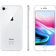 iPhone 8 256GB Silver - Mobile Phone