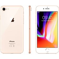 iPhone 8 128GB gold - Mobile Phone