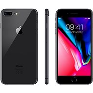 iPhone 8 Plus 256GB Space Grey - Mobile Phone