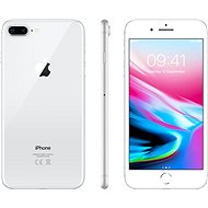 iPhone 8 Plus 256GB Silver - Mobile Phone