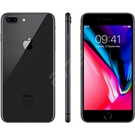 iPhone 8 Plus 128GB Space Grey - Mobile Phone