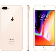 iPhone 8 Plus 128GB gold - Mobile Phone