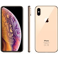 iPhone Xs 64GB Gold - Mobile Phone