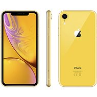 iPhone Xr 64GB yellow - Mobile Phone