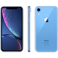 iPhone Xr 256GB Blue - Mobile Phone