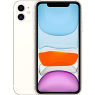 iPhone 11 64GB White - Mobile Phone