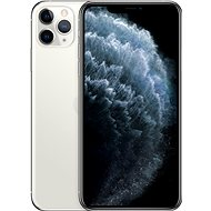 iPhone 11 Pro Max 256GB silver - Mobile Phone