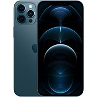 iPhone 12 Pro Max 256GB blue - Mobile Phone