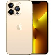 iPhone 13 Pro Max 128GB Gold - Mobile Phone