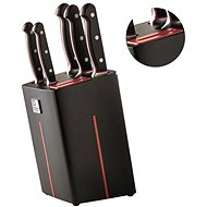 Richardson Sheffield Velocity, 5 pcs in a Block with a Whetstone - Knife Set