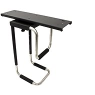 OEM PC Holder Under Table Top, Rotating, Black, up to 30kg - PC Holder