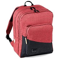 """RONCATO ADVENTURE 15,6"""", Red - Laptop Backpack"""
