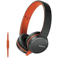 Sony MDR-ZX660APD, Orange - Headphones