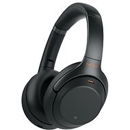 Sony Hi-Res WH-1000XM3, black - Wireless Headphones