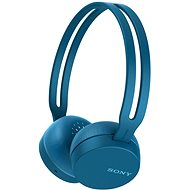 Sony WH-CH400 Blue - Headphones with Mic
