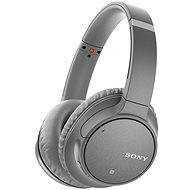 Sony WH-CH700N White/Grey - Headphones with Mic