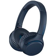 Sony WH-XB700 Blue - Wireless Headphones
