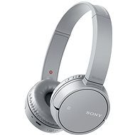 Sony WH-CH500 white-grey - Headphones with Mic