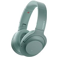 Sony Hi-Res WH-H900N Green - Headphones with Mic