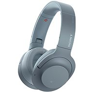 Sony Hi-Res WH-H900N blue - Headphones with Mic