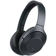 Sony Hi-Res WH-1000XM2 black - Headphones with Mic