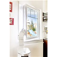 ROHNSON R-8800 - Window sealing for mobile air conditioners