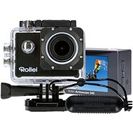 Rollei ActionCam 540 Black - Outdoor camera