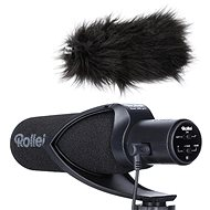 Rollei Hear: Me Pro - Video Camera Microphone