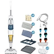 Rowenta RY8561WH Clean & Steam Multi - Upright Vacuum Cleaner