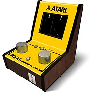 Game Console Atari Pong Mini Arcade (5-in-1 Retro Games) - Game Console