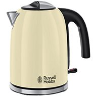 Russell Hobbs 20415-70/RH Colours+ Kettle Cream 2,4kw - Rapid Boil Kettle