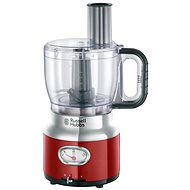 Russell Hobbs 25180-56 Retro Food Processor Red - Food Processor